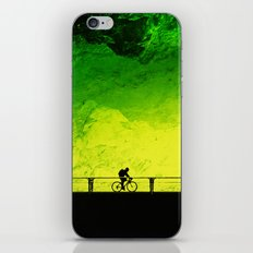 Wildfire Fixie  iPhone & iPod Skin