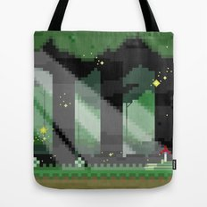 Zelda: Lost Woods Tote Bag