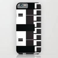 iPhone & iPod Case featuring Line Study no. 1 by Mariah Williams