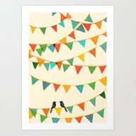 Carnival Is Coming To To… Art Print