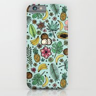 Tropical Fiesta iPhone 6 Slim Case