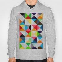 Geometric Morning Hoody