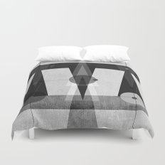 Geometric/Abstract 17 Duvet Cover