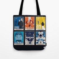 Bond #2 Tote Bag