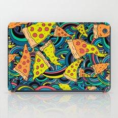 Pizza Meditation iPad Case