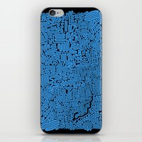 Entanglement iPhone & iPod Skin