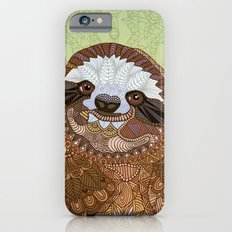 Smiling Sloth iPhone 6 Slim Case