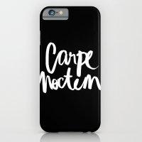 Carpe Noctem iPhone 6 Slim Case