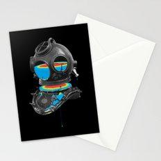 Diver No.12 Stationery Cards