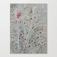 Postcard Canvas Print