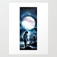 Twelfth Night - Viola Sh… Art Print