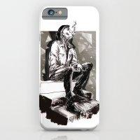 He smokes iPhone 6 Slim Case