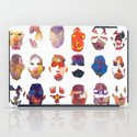 Masquerade iPad Case