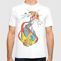 Birthday-Man! Mens Fitted Tee White SMALL