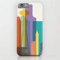 Shapes Of Seattle Accura… iPhone 6 Slim Case