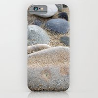 iPhone & iPod Case featuring Beach Pebbles by Emele Photography