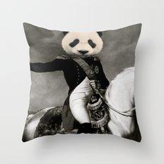 Viva La Pandalución Throw Pillow