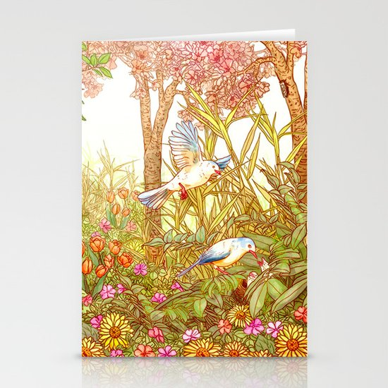 Memories Stationery Card