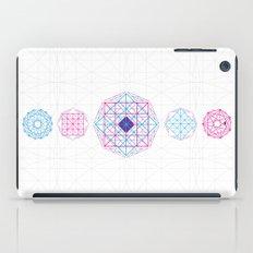 Geometric Mandalas iPad Case