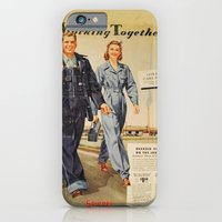 1942 Working Together Cover iPhone 6 Slim Case