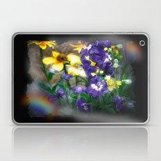 wildflowers / nature, flora, still life,  Laptop & iPad Skin