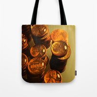 A Penny For Your Thought… Tote Bag
