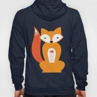 Ferdinand The Fox Hoody