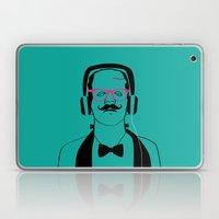 Hipsterstein Laptop & iPad Skin