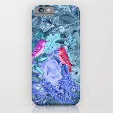 blue&birds iPhone 6s Slim Case