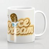 We All Scream For Ice Cr… Mug
