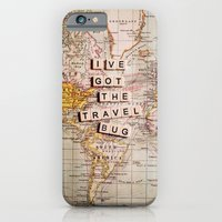 I've Got The Travel Bug iPhone 6 Slim Case