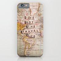 I've Got The Travel Bug iPhone 6 Slim Case