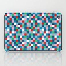 Colour Block Mini #4 iPad Case