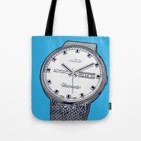 Mido Time! Tote Bag