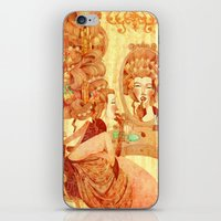 All the bells and whistles iPhone & iPod Skin