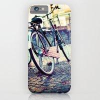 Vintage Bike iPhone 6 Slim Case