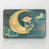Dreamy Boy iPad Case