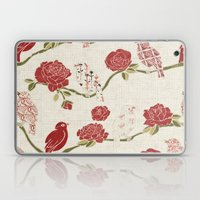 Nightingale and Rose Laptop & iPad Skin