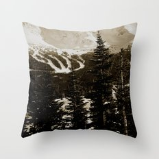 whistler, BC Throw Pillow