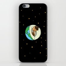 The Biggest Core! iPhone & iPod Skin