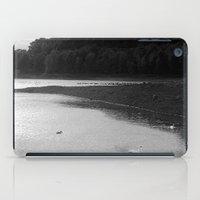 Peace of Swan Lake iPad Case