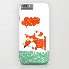 sleeping fox iPhone 6s Slim Case