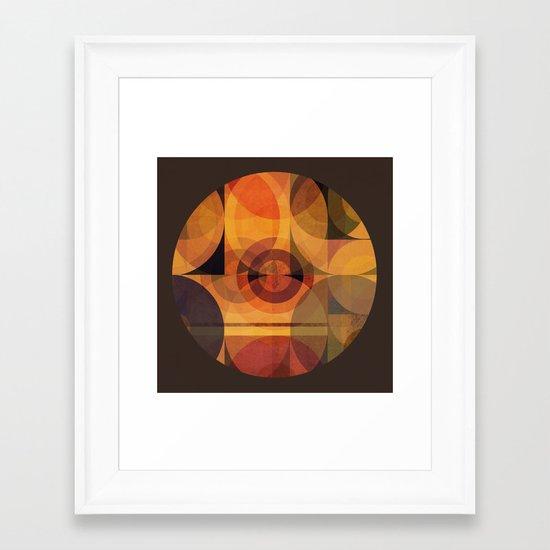 Astley Avenue Framed Art Print