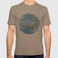 Illustration Friday: Rou… Mens Fitted Tee Tri-Coffee SMALL