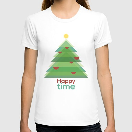 Happy time T-shirt