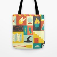 King's Cross - Harry Pot… Tote Bag