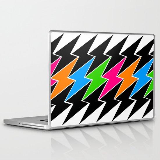 Boltz Laptop & iPad Skin