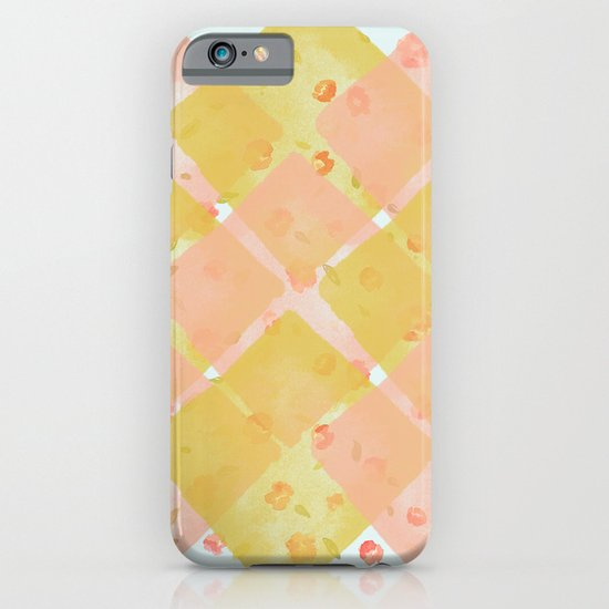 Spring Flowers iPhone & iPod Case