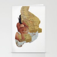 Southern Comforter Stationery Cards