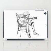 Musical Solitude iPad Case